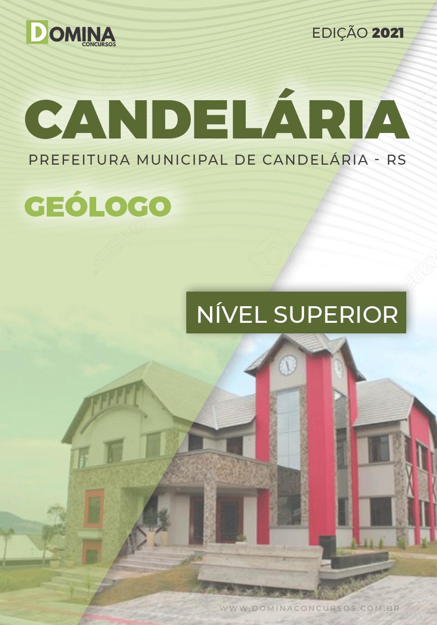 Apostila Concurso Público Pref Candelária RS 2021 Geólogo