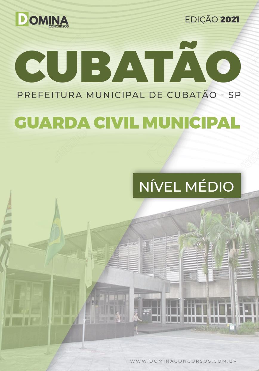 Apostila Concurso Pref Cubatão SP 2021 Guarda Civil Municipal