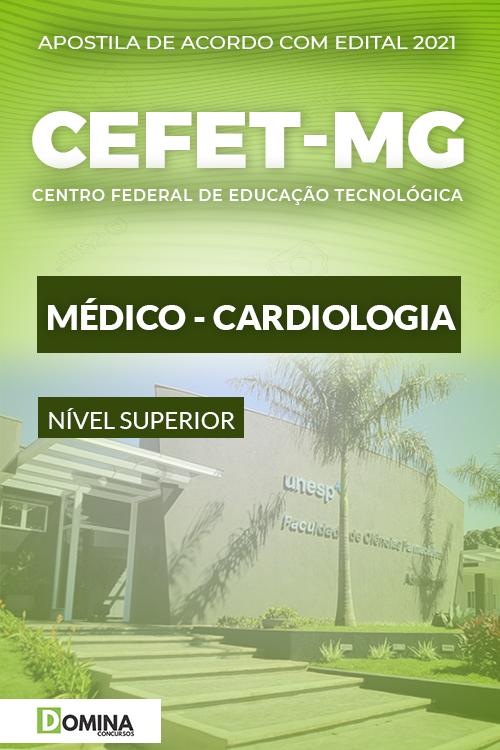 Apostila Concurso Público CEFET MG 2021 Médico Cardiologia