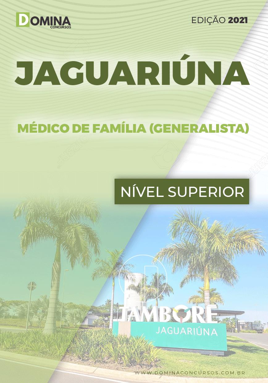 Apostila Pref Jaguariúna SP 2021 Médico de Família Generalista