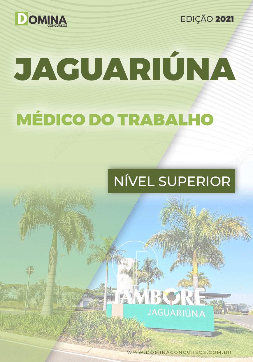 Apostila Concurso Pref Jaguariúna SP 2021 Médico do Trabalho
