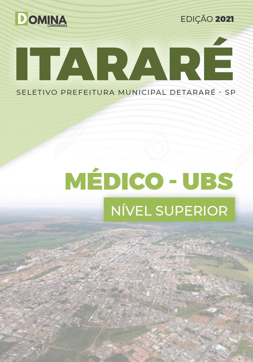 Apostila Seletivo Prefeitura Itararé SP 2021 Médico UBS