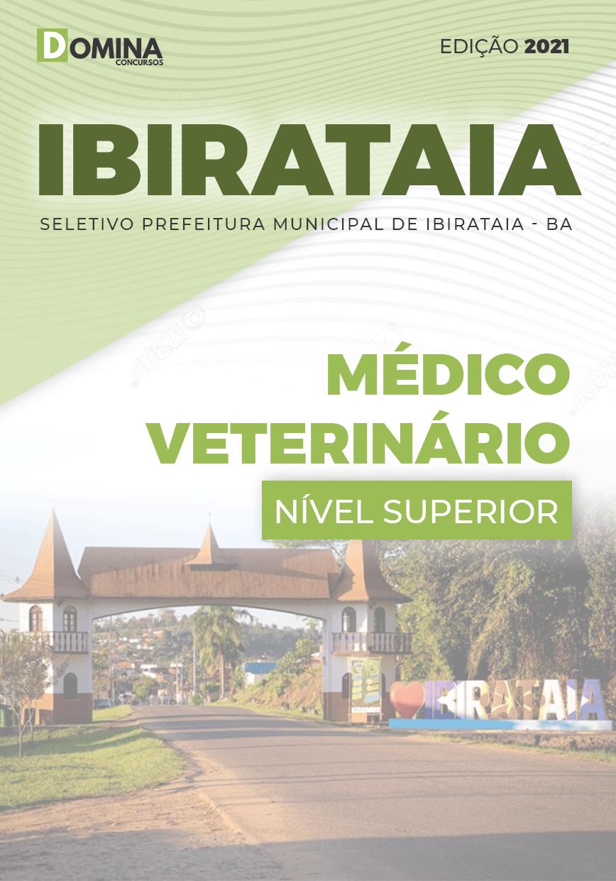 Apostila Seletivo Pref Ibirataia BA 2021 Médico Veterinário