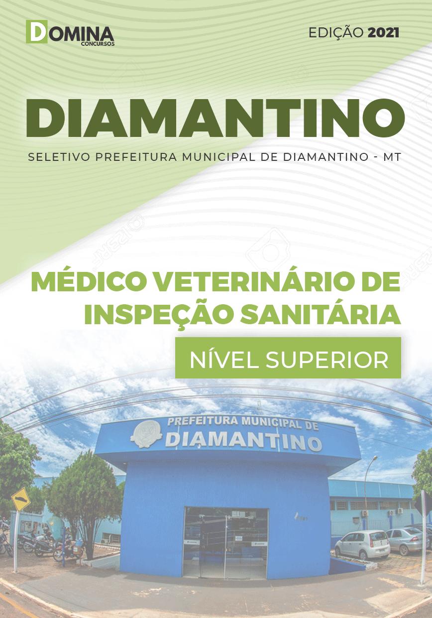 Apostila Pref Diamantino MT 2021 Médico Veterinário