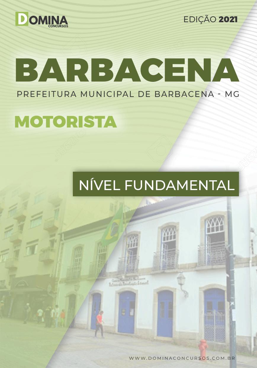 Apostila Concurso Câmara Barbacena MG 2021 Motorista