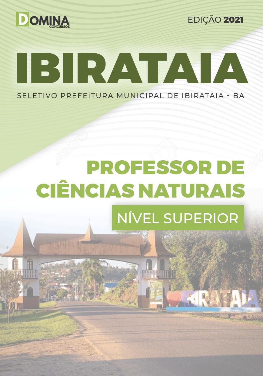 Apostila Pref Ibirataia BA 2021 Professor de Ciências Naturais