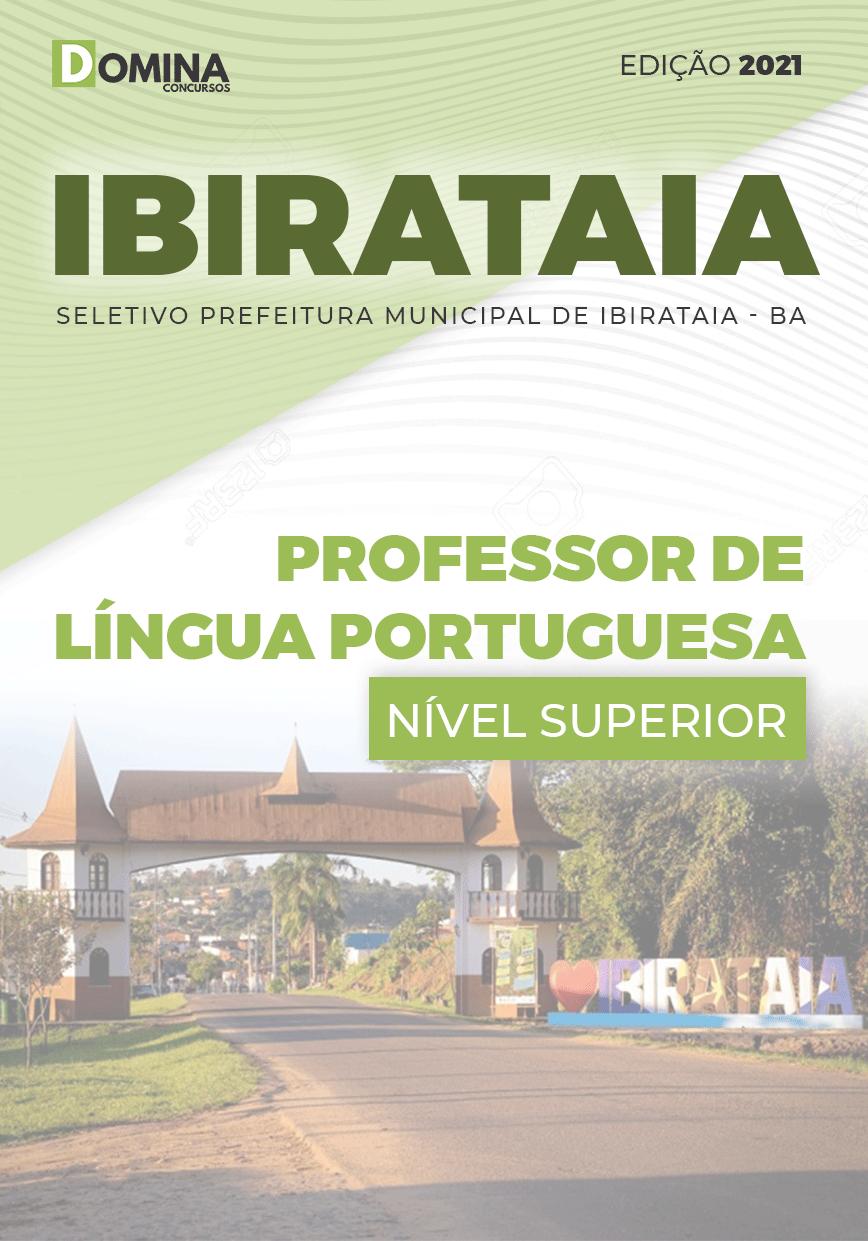 Apostila Pref Ibirataia BA 2021 Professor de Língua Portuguesa