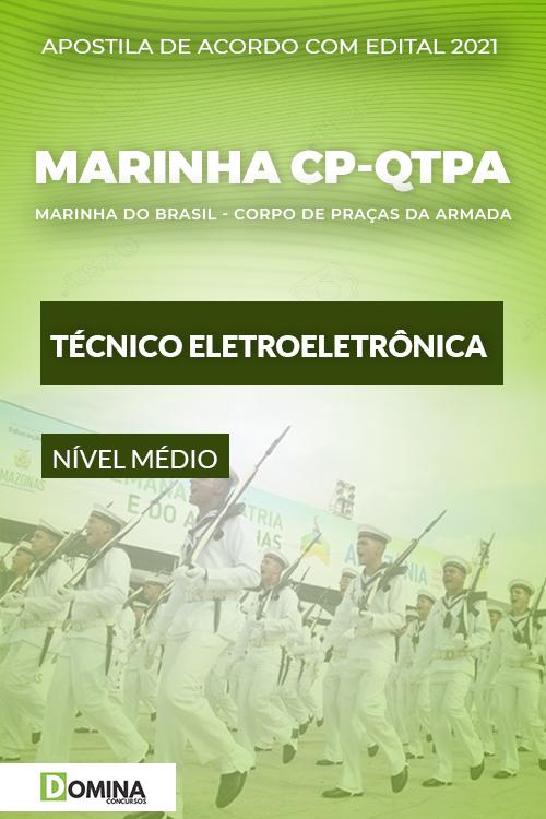 Apostila Concurso Marinha CP QTPA 2021 Técnico Eletroeletrônica