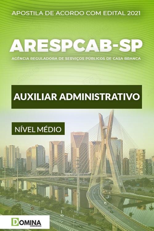 Apostila Pref Laranjal Paulista SP 2021 Auxiliar Administrativo