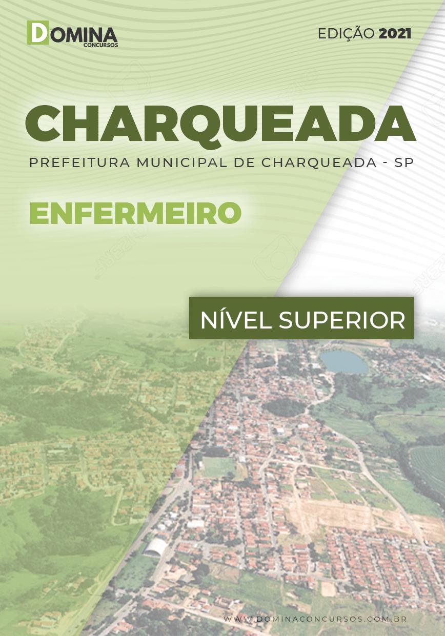 Apostila Concurso Pref Charqueada SP 2021 Enfermeiro