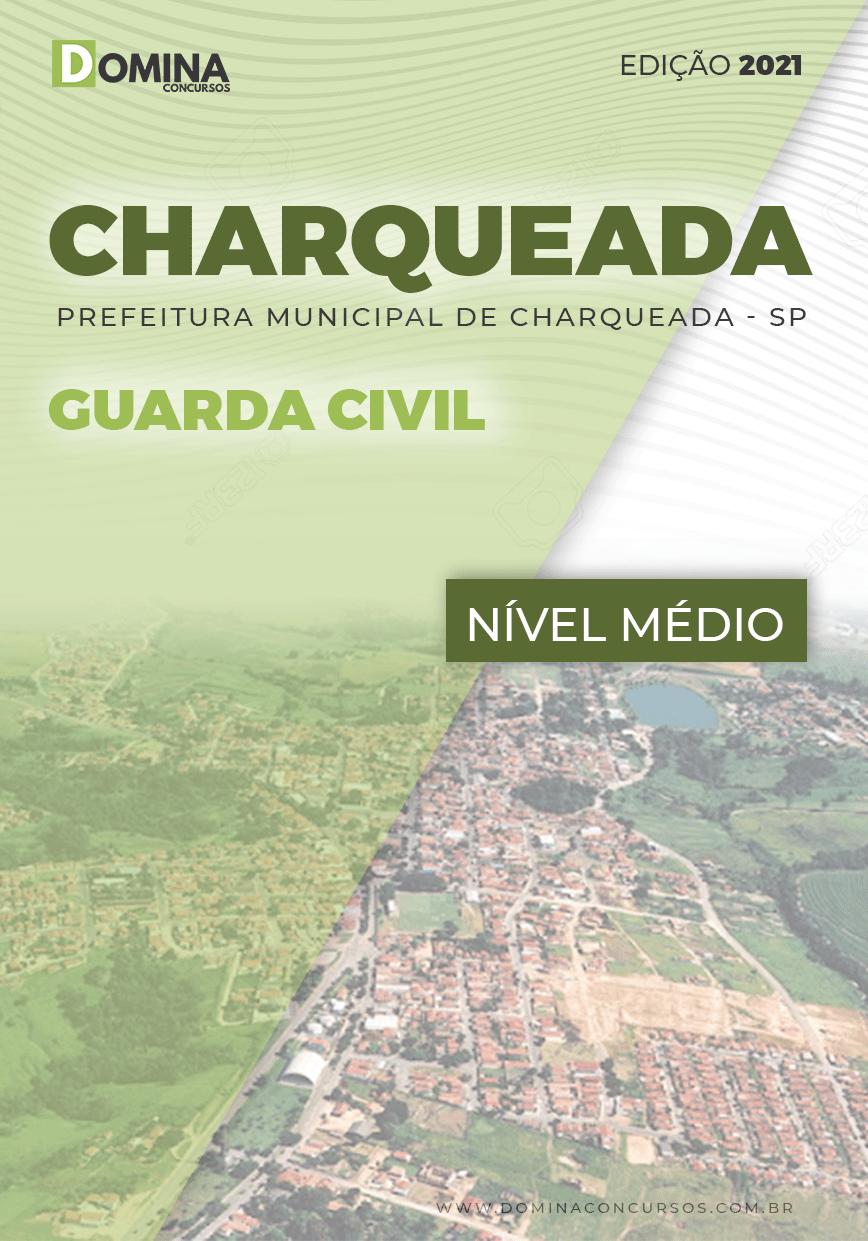 Apostila Concurso Pref Charqueada SP 2021 Guarda Civil