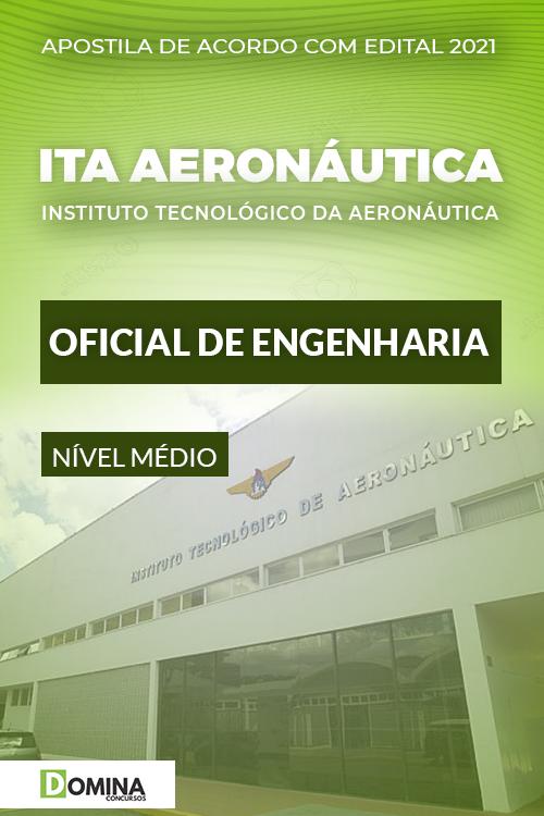 Apostila ITA Aeronáutica 2021 Oficial de Engenharia