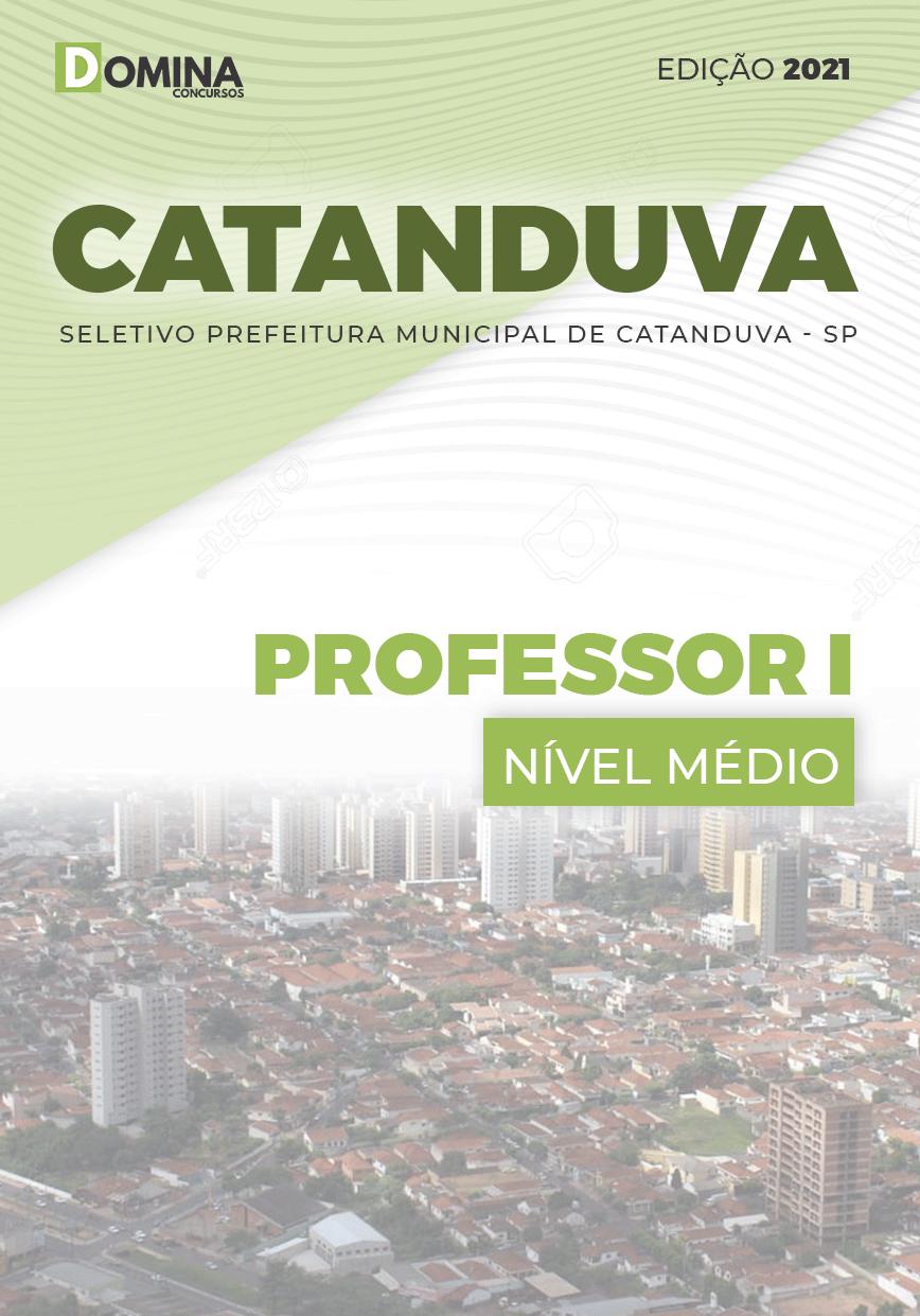 Apostila Seletivo Pref Catanduva SP 2021 Professor I