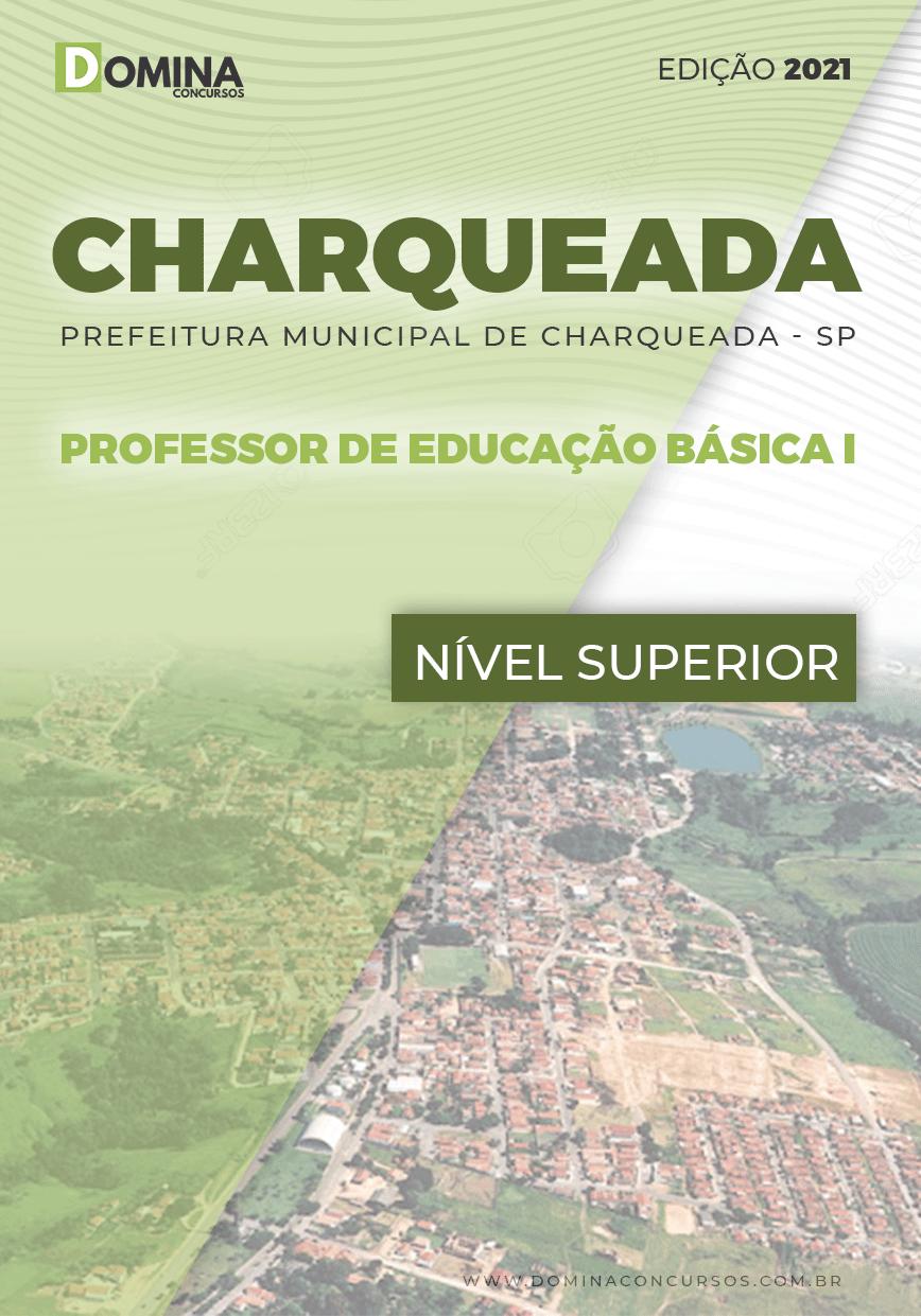 Apostila Pref Charqueada SP 2021 Professor de Educação Básica I