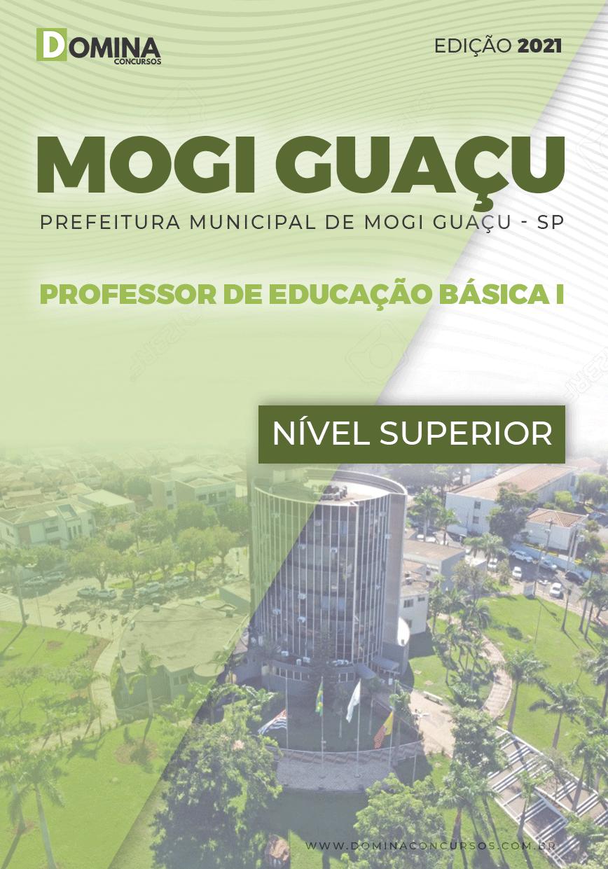 Apostila Pref Mogi Guaçu SP 2021 Professor de Educação Básica I