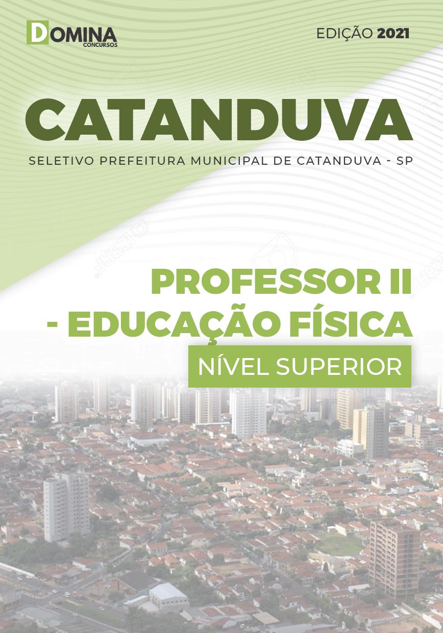 Apostila Pref Três Marias MG 2021 Professor II Educação Física