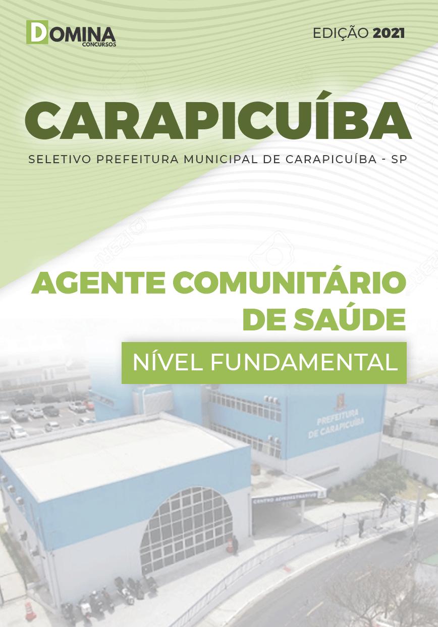 Apostila Pref Igarapé Açu PA 2021 Agente Comunitário de Saúde