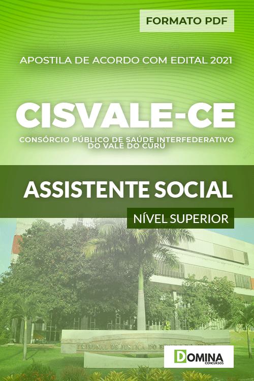 Apostila Seletivo CISVALE CE 2021 Assistente Social