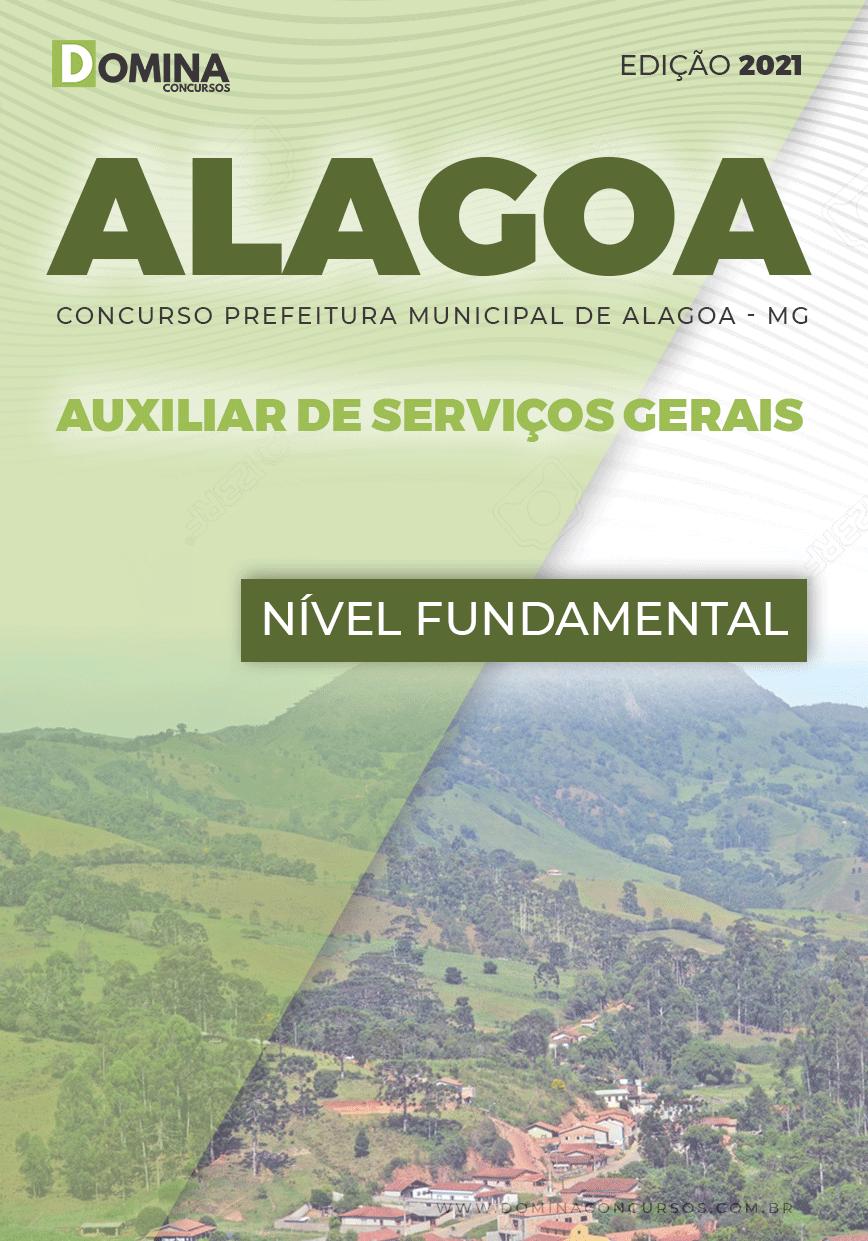 Apostila Pref Anhumas SP 2021 Auxiliar de Serviços Gerais