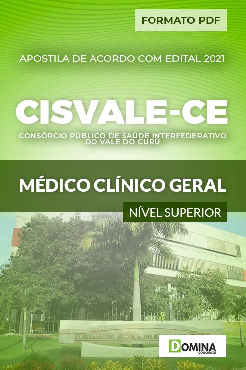 Apostila Seletivo CISVALE CE 2021 Médico Clínico Geral