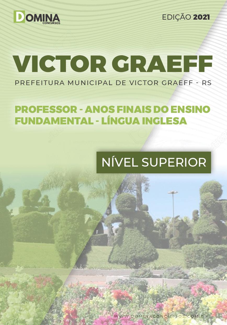 Apostila Pref Victor Graeff RS 2021 Professor de Língua Inglesa