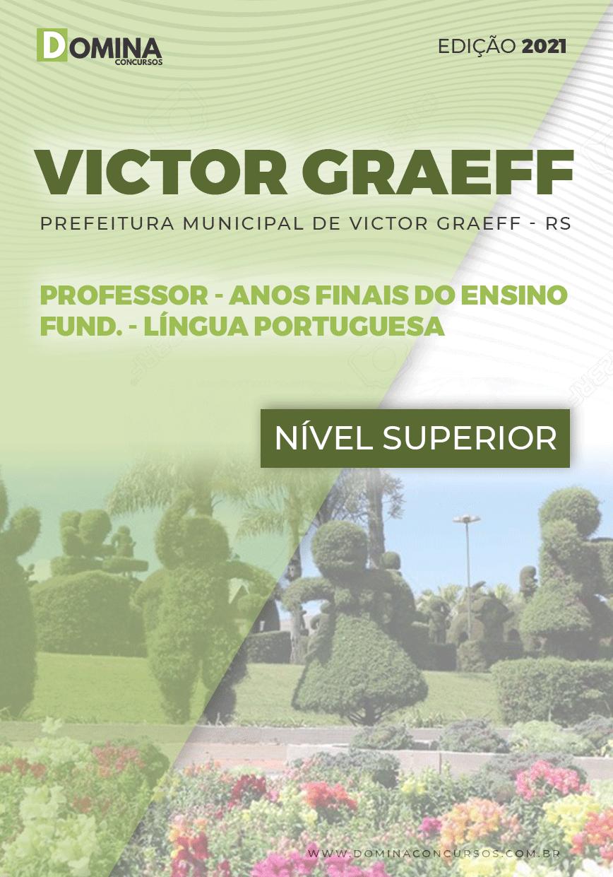 Apostila Pref Victor Graeff RS 2021 Professor Língua Portuguesa