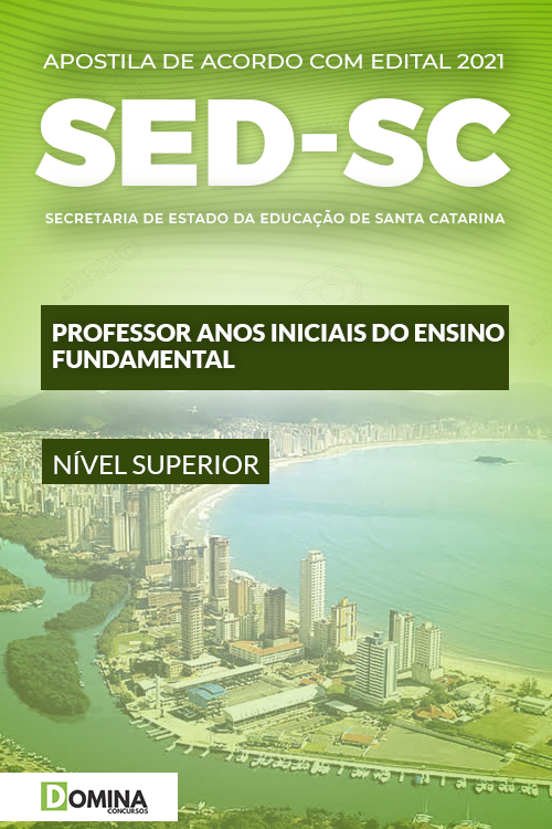 Apostila SED SC 2021 Professor Indígena Anos Iniciais