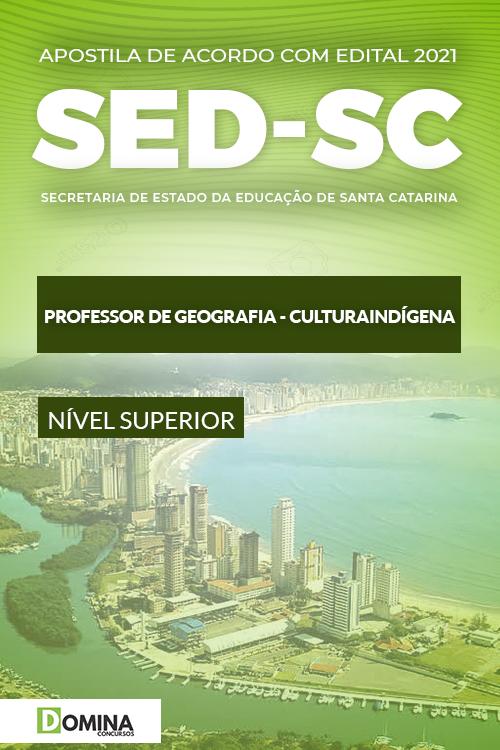 Apostila SED SC 2021 Prof Indígena Geografia Culturaindígena