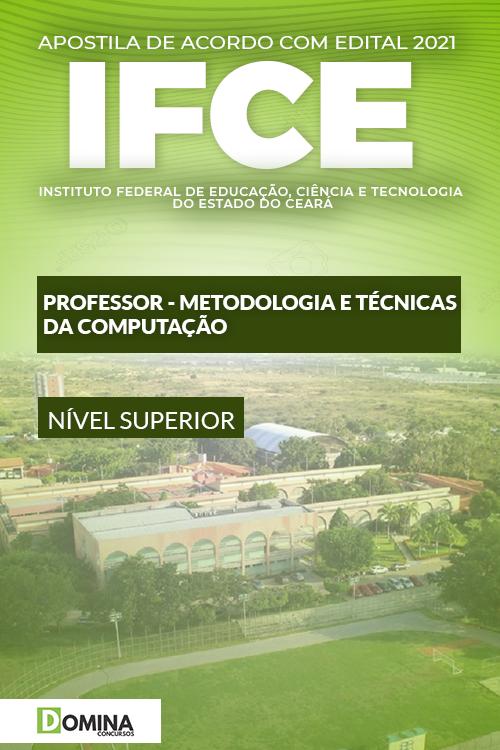 Apostila IFCE 2021 Professor Técnicas da Computação