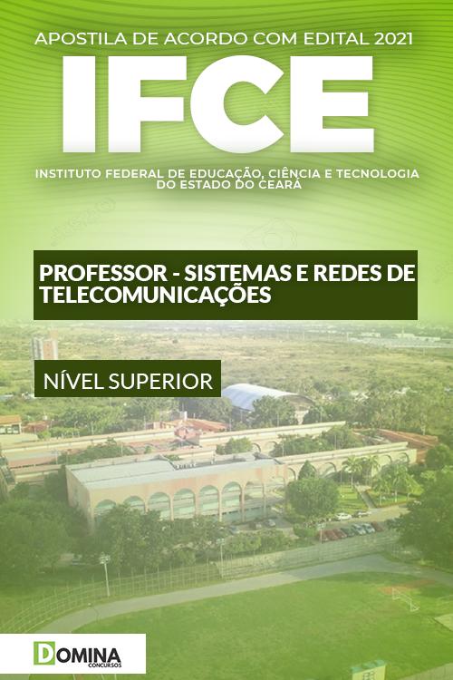Apostila IFCE 2021 Professor Sistemas e Redes de Telecomunicações