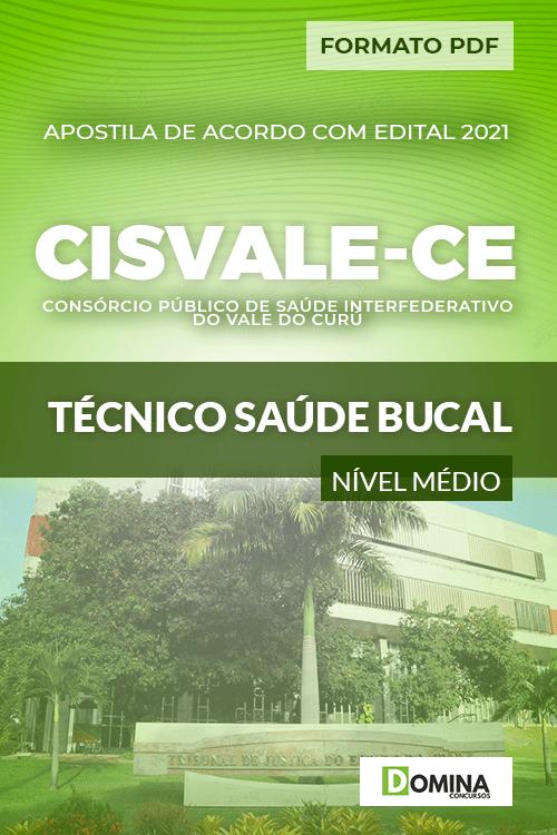 Apostila Seletivo CISVALE CE 2021 Técnico Saúde Bucal