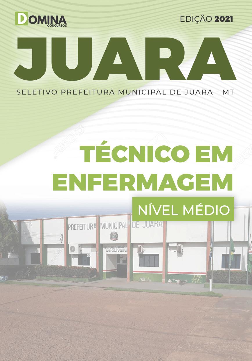 Apostila Pref São José Oeste SC 2021 Técnico em Enfermagem