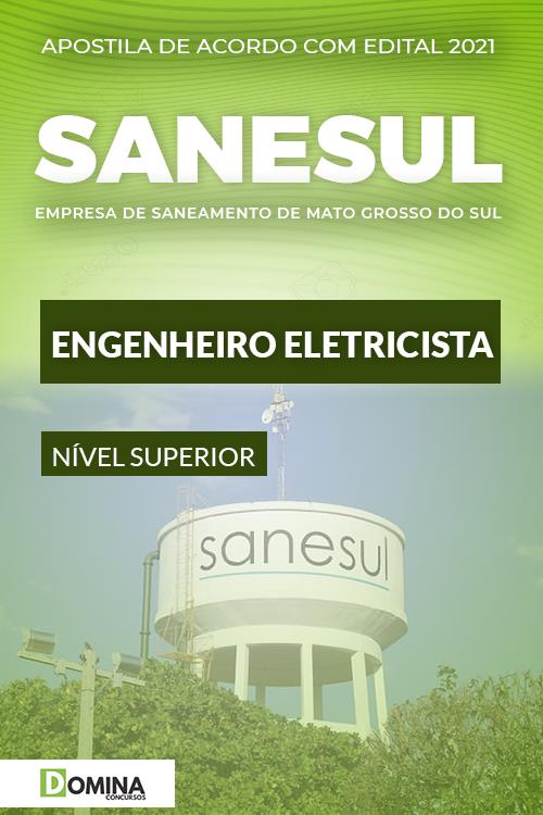 Apostila Concurso SANESUL MS 2021 Engenheiro Eletricista