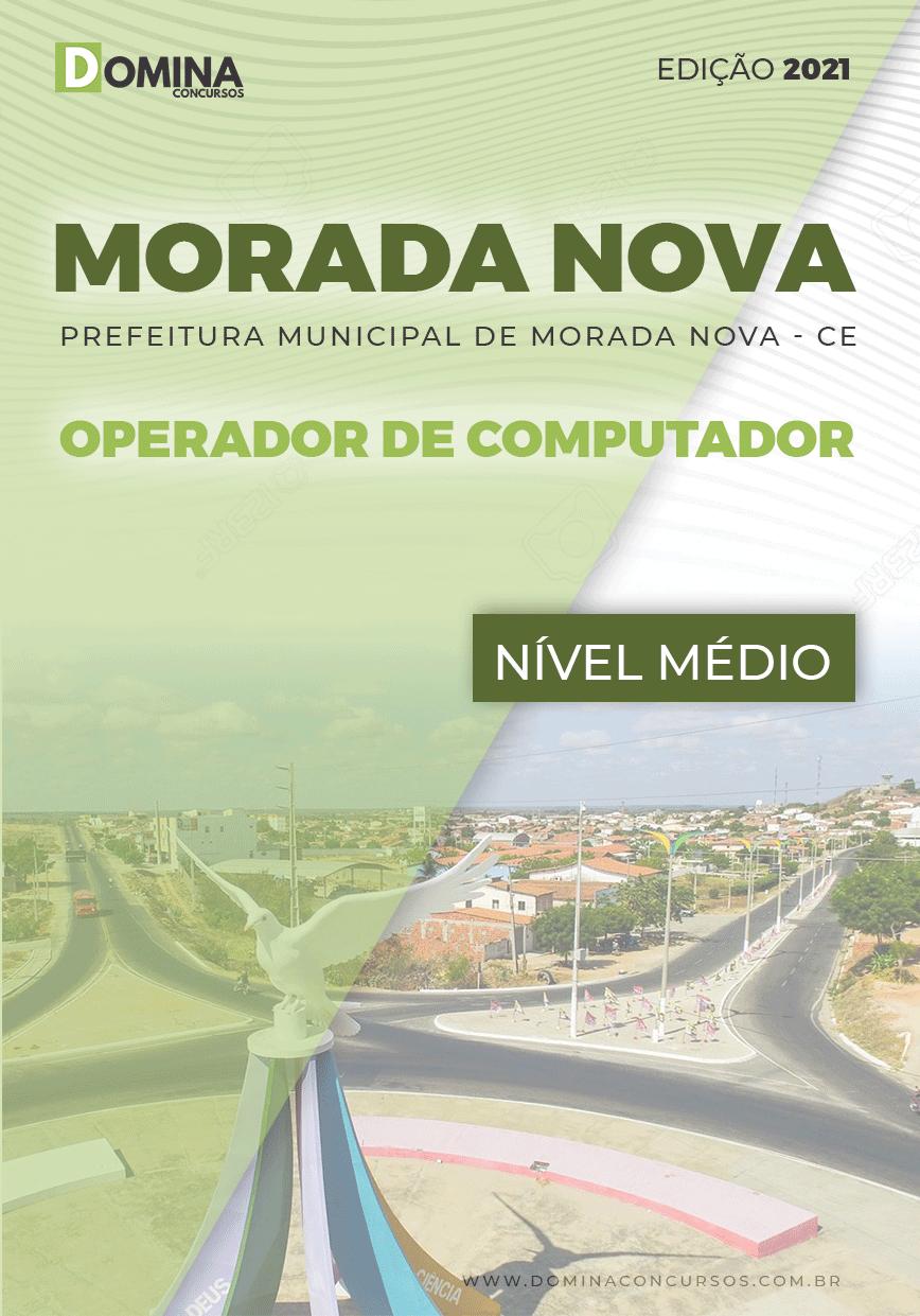Apostila Pref Morada Nova CE 2021 Operador de Computador