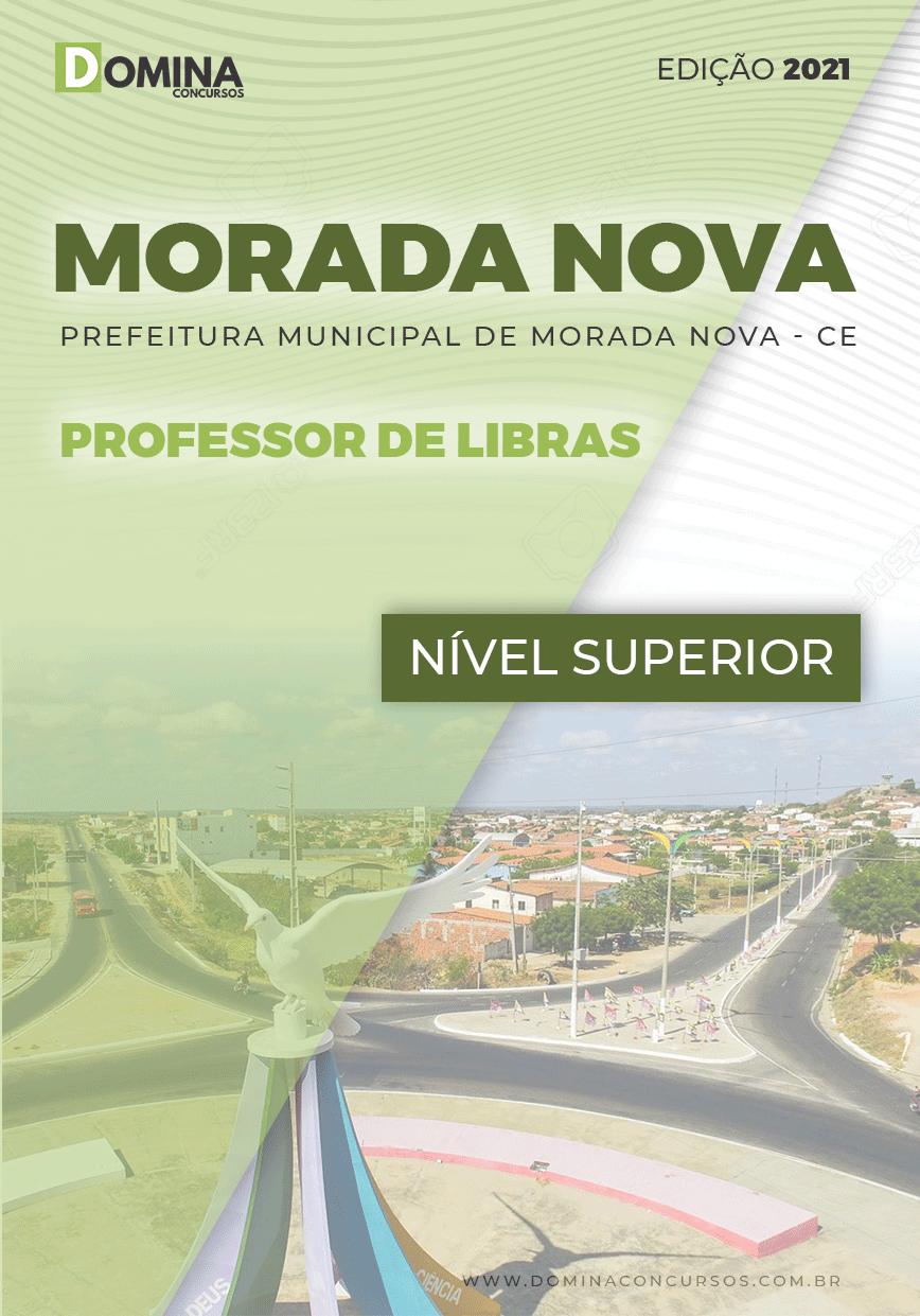 Apostila Pref Morada Nova CE 2021 Professor de Libras