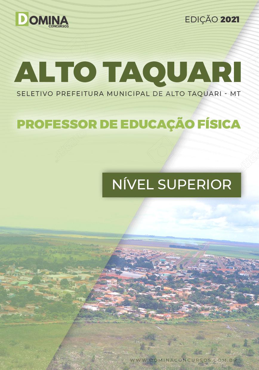 Apostila Pref Santana de Parnaíba SP 2021 Prof Educação Física